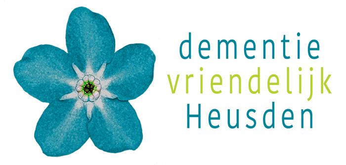 Dementievriendelijk Heusden Logo